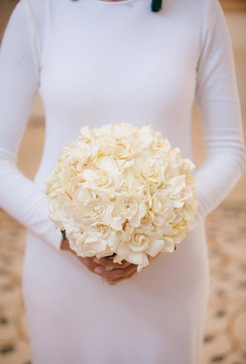 Chọn hoa cưới theo tính cách và vóc dáng cô dâu